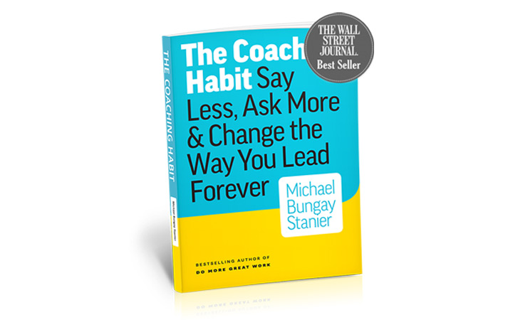 The Coaching Habit – Book Recommendation